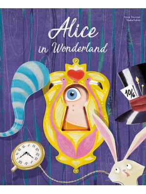 Alice in wonderland. Die-cut reading. Ediz. illustrata