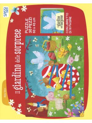 Il giardino delle sorprese. Ediz. a colori. Con puzzle