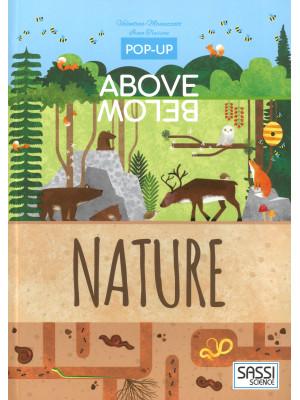 The nature. Above and below pop-up. Ediz. a colori
