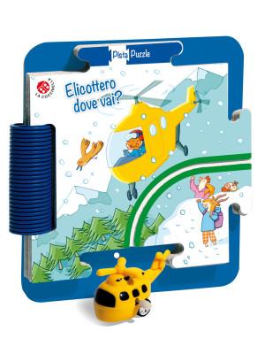 Elicottero dove vai? Ediz. a colori. Con gadget