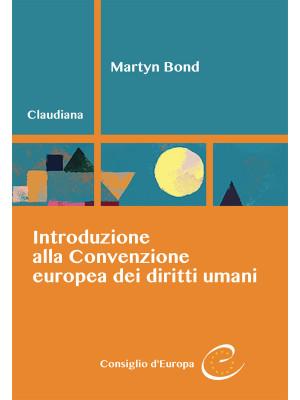 Introduzione alla Convenzione europea dei diritti umani