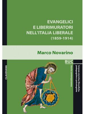 Evangelici e liberimuratori nell'Italia liberale (1859-1914)