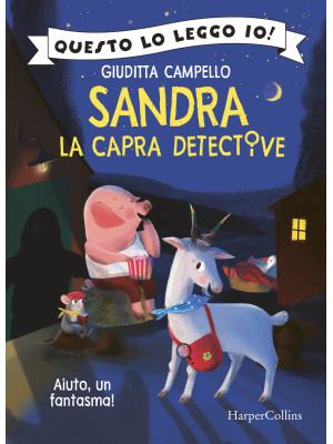 Aiuto, un fantasma! Sandra la capra detective. Questo lo leggo io!