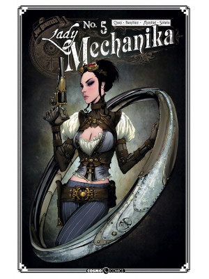 Lady Mechanika. Vol. 5: La macchina assassina
