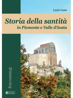 Storia della santità in Piemonte e Valle d'Aosta