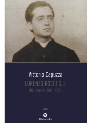 Lorenzo Rocci s.j. Diario (anni 1880-1933)