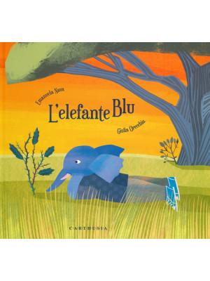 L'elefante blu. Ediz. a colori