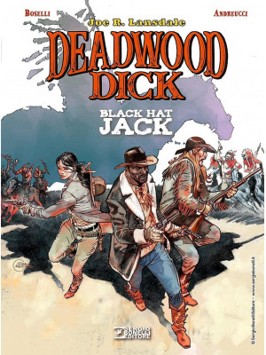 Black Hat Jack. Deadwood Dick