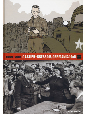 Cartier-Bresson, Germania 1945