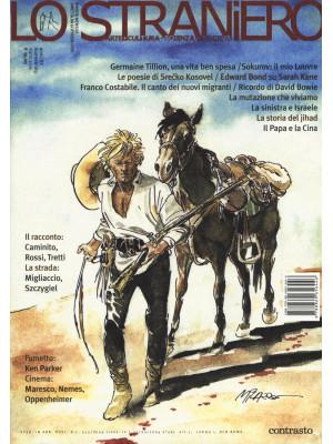 Lo straniero. Vol. 189