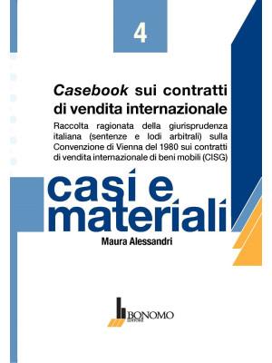 Casebook sui contratti di vendita internazionale