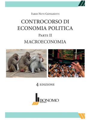 Controcorso di economia politica. Vol. 2: Macroeconomia