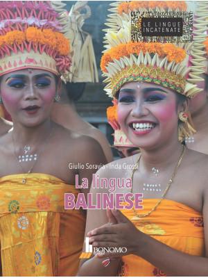 La lingua balinese. Ediz. italiana e indonesiana