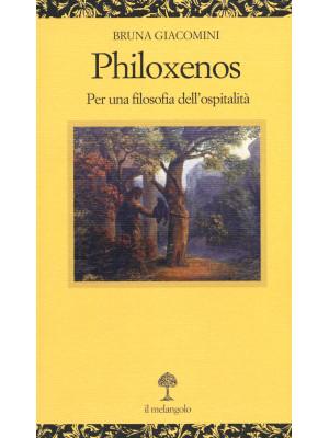 Philoxenos. Per una filosofia dell'ospitalità