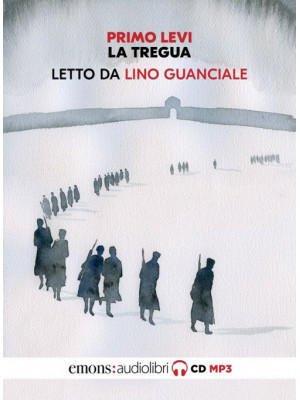 La tregua letto da Lino Guanciale. Audiolibro. CD Audio formato MP3