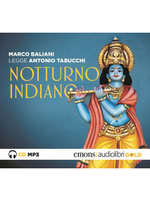 Notturno indiano letto da Marco Baliani. Audiolibro. CD Audio formato MP3