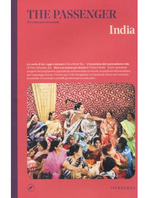 India. The passenger. Per esploratori del mondo