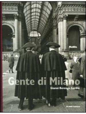 Gente di Milano. Ediz. illustrata