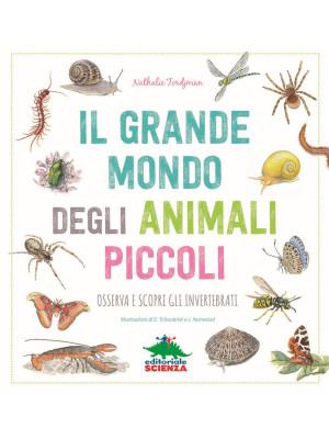Il grande mondo degli animali piccoli. Osserva e scopri gli invertebrati