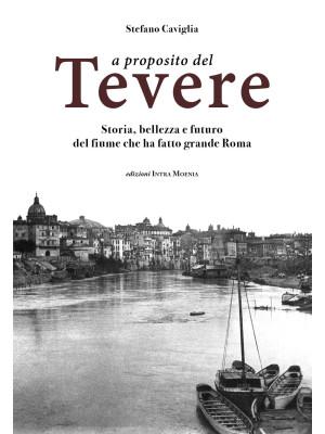 A proposito del Tevere. Storia, bellezza e futuro del fiume che ha fatto grande Roma