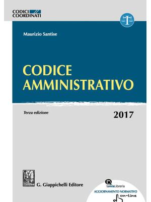 Codice amministrativo. Con aggiornamento online