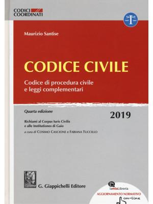 Codice civile. Codice di procedura civile e leggi complementari. Con Contenuto digitale per accesso on line: aggiornamento online