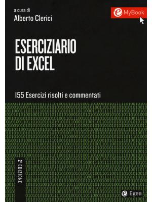 Eserciziario di Excel. Con Contenuto digitale per download e accesso on line
