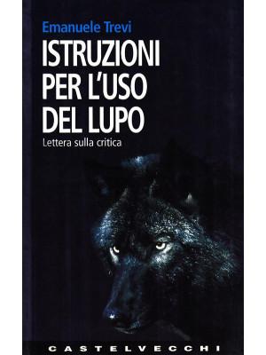 Istruzioni per l'uso del lupo
