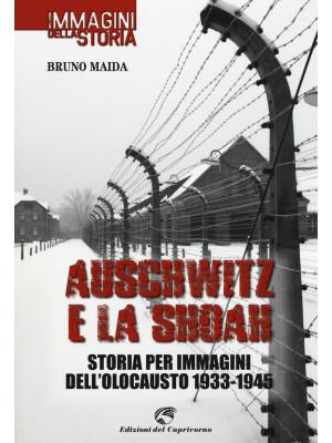 Auschwitz e la Shoah. Storia per immagini dell'olocausto (1933-1945). Ediz. illustrata