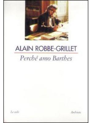 Perché amo Barthes