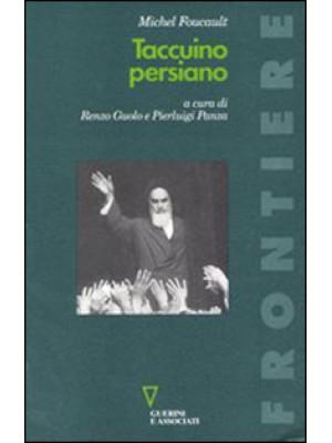 Taccuino persiano