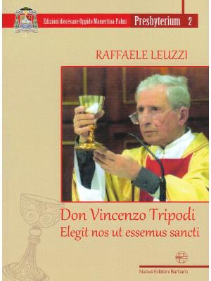 Don Vincenzo Tripodi. Elegit nos ut essemus sancti