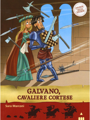 Galvano, cavaliere cortese. Storie nelle storie