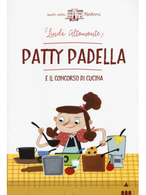 Patty Padella e il concorso di cucina