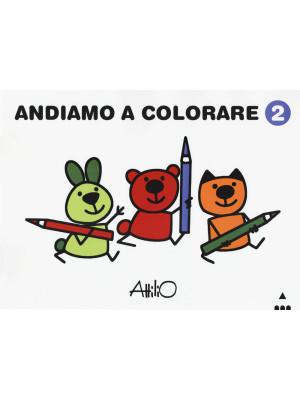 Andiamo a colorare. Ediz. a colori. Vol. 2