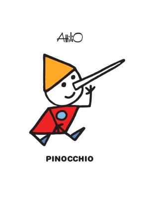 Pinocchio. Le mini fiabe di Attilio. Ediz. a colori