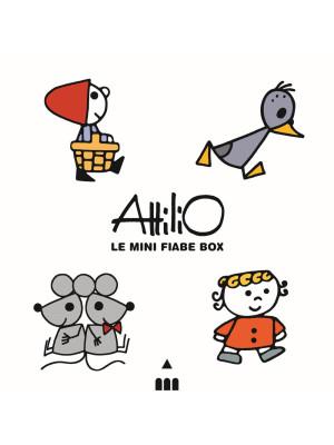 Attilio. Le mini fiabe box. Ediz. a colori