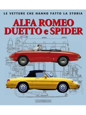Alfa Romeo Duetto e Spider