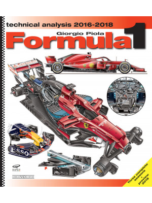 Formula 1 2016-2018. Technical analysis