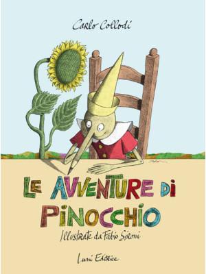 Le avventure di Pinocchio illustrate da Fabio Sironi. Ediz. illustrata
