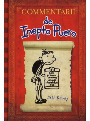 Commentarii de Inepto Puero. Ediz. latina