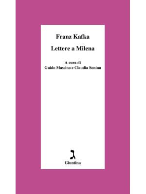 Lettere a Milena. Ediz. critica