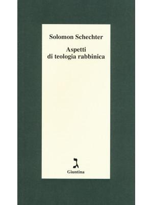 Aspetti di teologia rabbinica