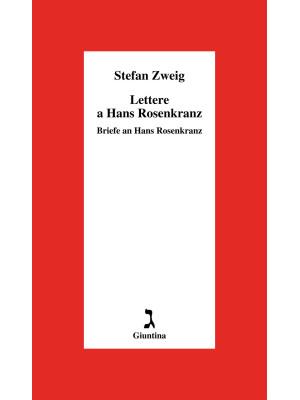 Lettere a Hans Rosenkrantz-Briefe an Hans Rosenkrantz