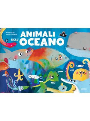 Animali dell'oceano. Ediz. a colori