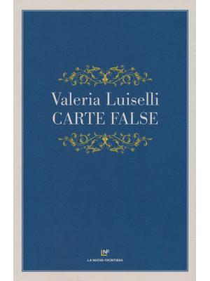 Carte false