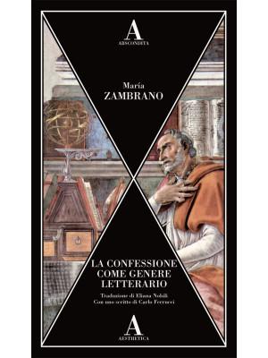 La confessione come genere letterario