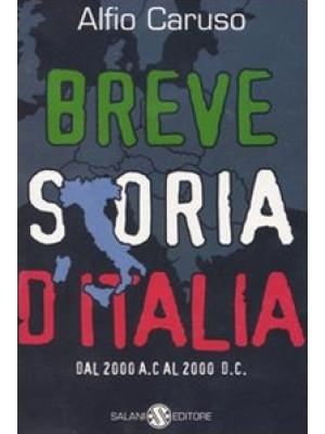 Breve storia d'Italia. Dal 2000 a. C. al 2000 d. C.-Breve storia del mondo