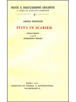 Sylva in scabiem