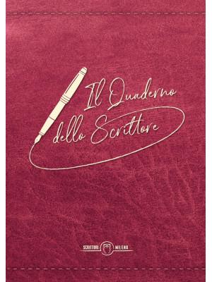 Il quaderno dello scrittore. Copertina rosa